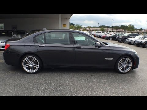 2010 bmw 750li baltimore towson catonsville silver. Black Bedroom Furniture Sets. Home Design Ideas