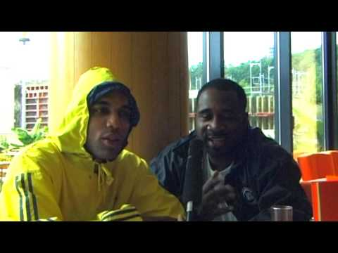 Jungle Brothers Interview 1999  - The Interview Channel