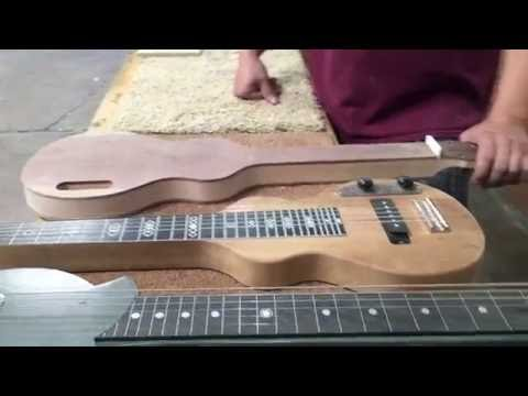 A Look At Lap Steel Guitar Construction
