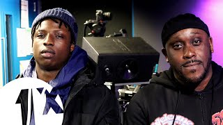 Abra Cadabra - Voice Of The Streets Freestyle W/ Kenny Allstar on 1Xtra