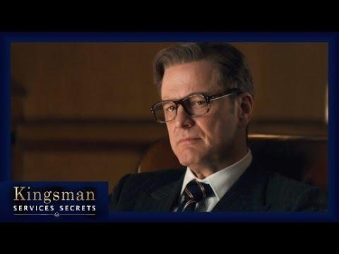 Kingsman : Services Secrets - Bande annonce [Officielle] VOST HD