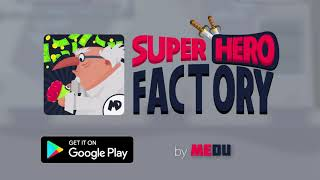 Super Hero Factory Inc Pro