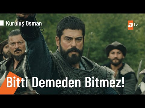 Osman Bey bitti demeden bitmez! - @Kuruluş Osman 61. Bölüm indir