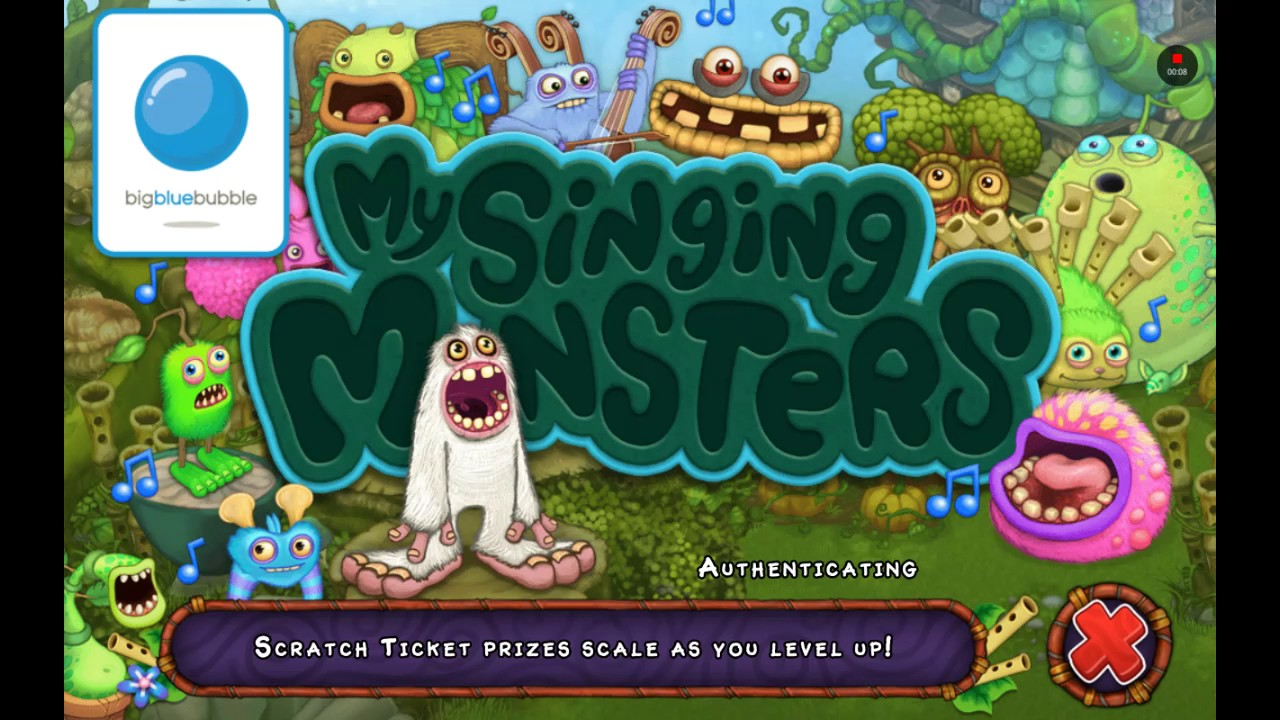 My singing monsters won't load - YouTube