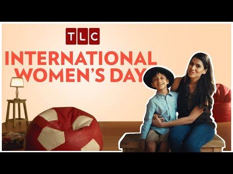 None - Kids Talk About Their 'Wonder Women' Happy International Women's Day!