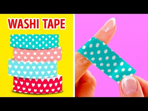 22 COOL 5 MINUTE CRAFT IDEAS FOR KIDS thumbnail