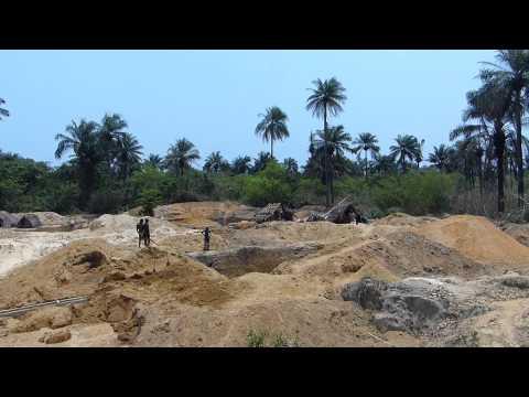 Gold-Mining, Sierra Leone (1)