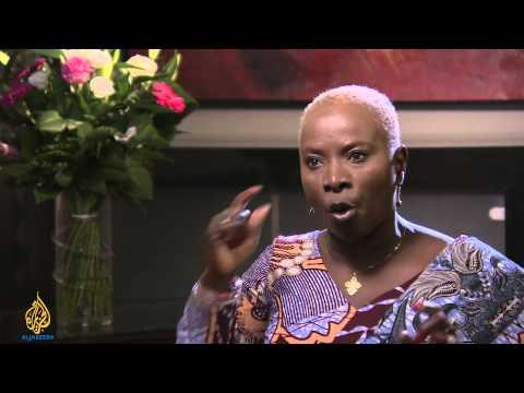 Angelique Kidjo: 'Africa is not just diseases'