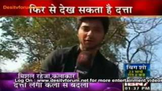 [IBN7] 22nd March 2011: Mishal & Aashka (speaks about current track)