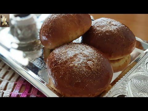 Recette de brioche(la mona)/Brioche bread recipe/وصفة البريوش لامونة