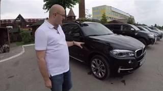 Обзор BMW X5 в кузове F15