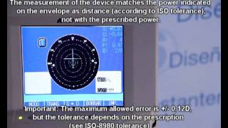 Measuring a personalized progressive lens.avi