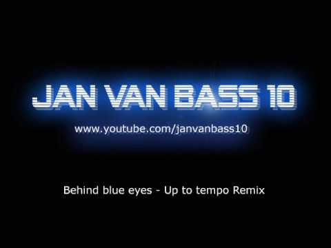 Jan van Bass 10 Behind blue eyes