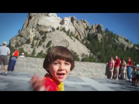 Find Your Great Place in South Dakota.  2016 TV Spot