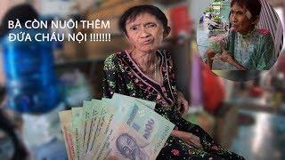 Cụ bà gãy tay bán chè xúc động khi nhận số tiền lớn từ mạnh thường quân (P3)