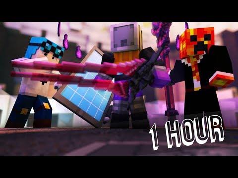 "♪ ""Them Days"" Music Video 1 Hour - Minecraft Music Video"