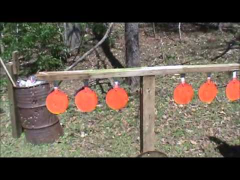 how to make steel targets
