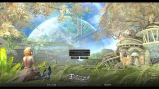 Lineage 2 Ertheia - The Epic Tales of Aden (Log Screen)