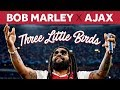 three little birds and afc ajax how bob marley 39 s song became an anthem in amsterdam