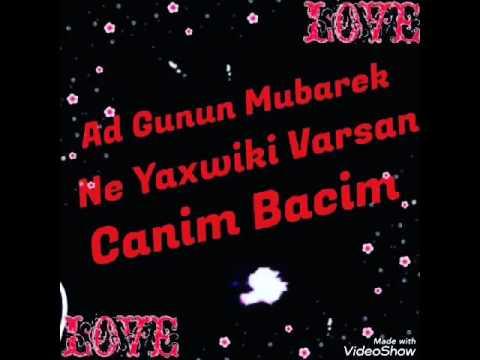 Ad Gunun Mubarek Bacim Yuz Yasa Amin Youtube