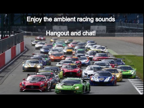 Ambient Racing Sounds - Randomly Generated from GT3 cars