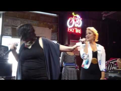 """Meghan Linsey and Sarah Potenza sing """"Piece of My Heart"""""""