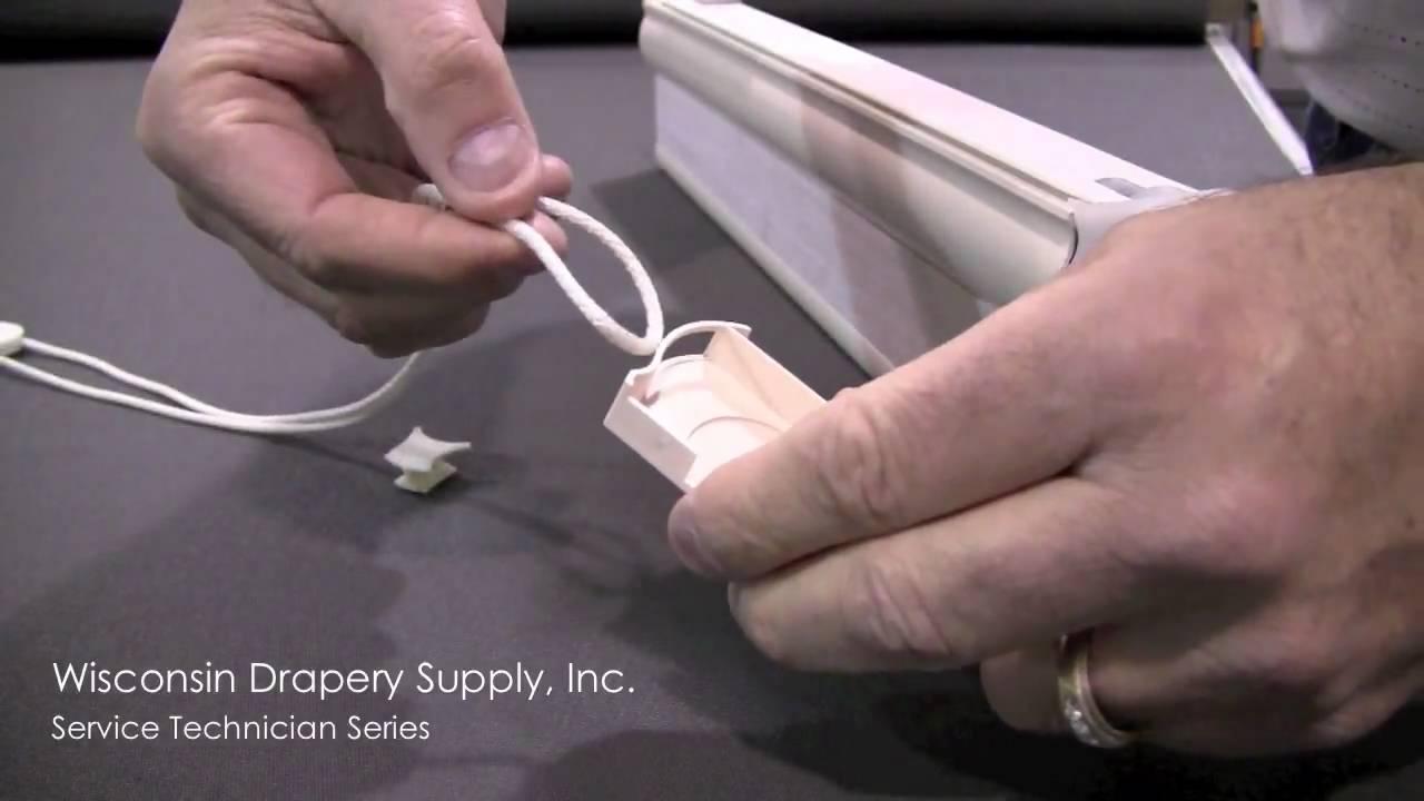 Continuous Cord Loop Repair You