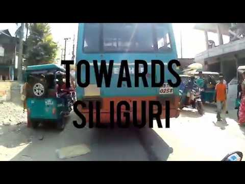 Falakata to Siliguri | With an unique way | 108 km travel | Noise Play Action Camera |