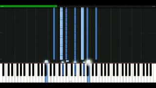 Muse - Take a bow [Piano Tutorial] Synthesia | passkeypiano
