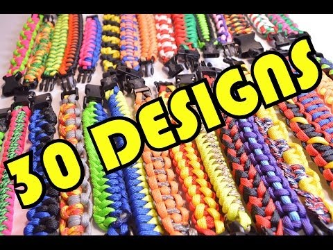 Paracord Designs In Minutes