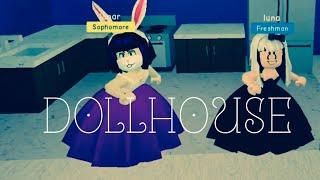 Dollhouse DarkAndLight Dance Team Roblox