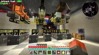 FTB Infinity Evolved Expert E25 - Automatic Mining!