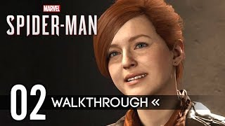 SPIDER-MAN PS4 Gameplay Walkthrough – PART 2 【No Commentary / Full Game】