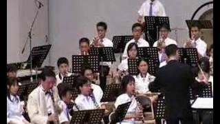 HKYSB - Rimsky-Korsakov Clarinet Concerto B (Korea 2001)