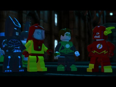 LEGO Batman 2: DC Super Heroes Walkthrough - Chapter 14 - Wayne Tower Showdown