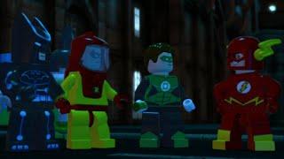 LEGO Batman 2: DC Super Heroes Walkthrough - Chapter 14 - Wayne Tower Showdown