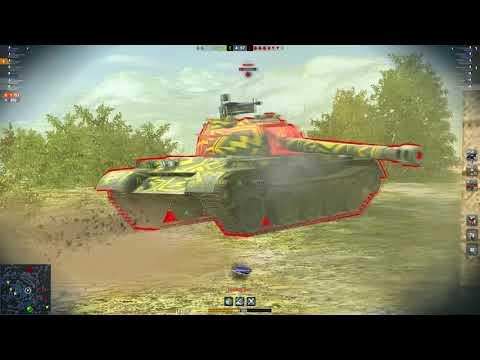 FV215B 183 STB-1 T-54 - World of Tanks Blitz thumbnail