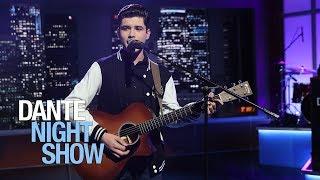 Sean Oliú nos deleita con su composición 'Hey Babe' – Dante Night Show