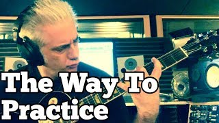 THE Way To Practice! Building Tracks and Building Solos LIVE