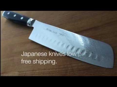 Japanese knives for sale