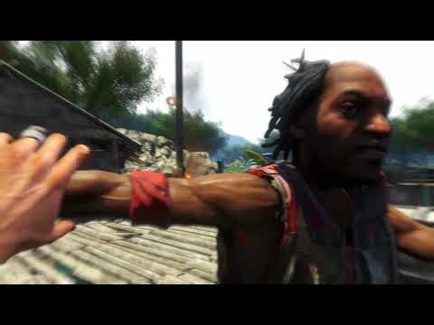 Far Cry 3 Creative Stealth Kills (Outpost Liberation)
