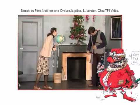 Le Pere Noel Est Une Ordure Glouc : le p re no l est une ordure youtube ~ Pogadajmy.info Styles, Décorations et Voitures