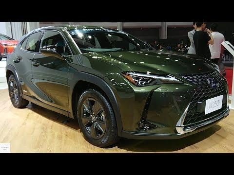 2020 Lexus UX250h HYBRID / In Depth Walkaround Exterior & Interior