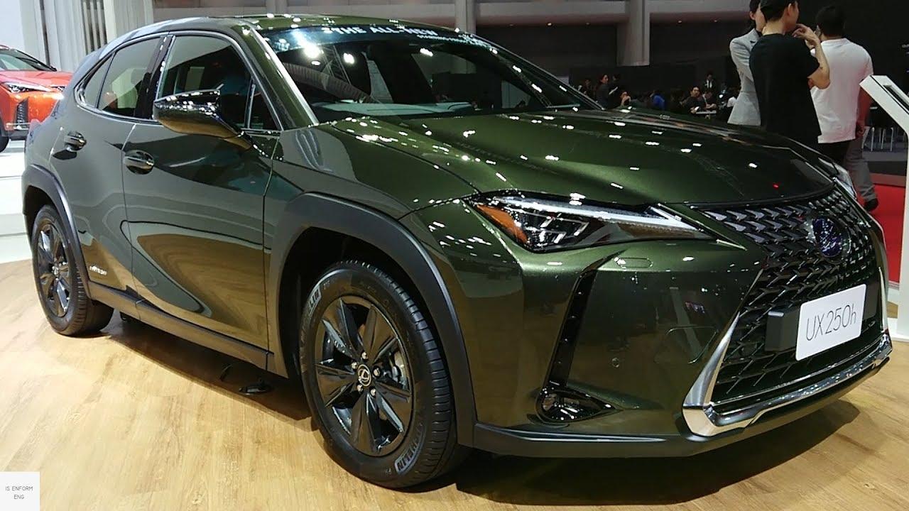 Lexus UX250h 2020 phiên bản HYBRID