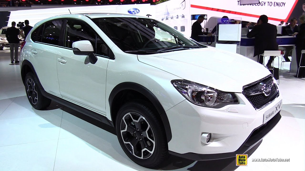 2015 Subaru XV 1 6i AWD Swiss Two Exterior and Interior Walkaround