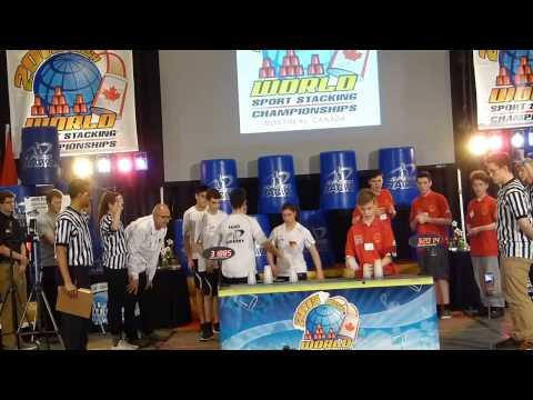 WSSC 2015 - International Challenge - Semifinal: Team Germany Vs. Team UK
