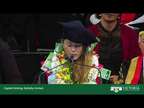 Helen Woolner - Graduate Speaker December 2017