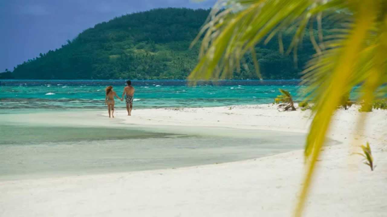 Best Island Beaches In The World 2017