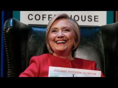 Gutfeld: Hillary is