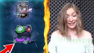 Top 5 MOST INSANE Chest Opening Reactions In Clash Royale | Best Legendary Cards Reactions #7
